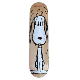 スヌーピー(SNOOPY)のスヌーピー×TOWER RECORDS スケートボードデッキ 2016 (スケートボード)