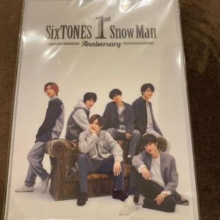 Johnny's - SixTONES SnowMan ファイル
