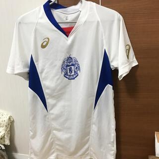 アシックス(asics)の常翔啓光学園 ラグビー部 asics製Tシャツ 美品 レア(ラグビー)