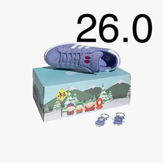 アディダス(adidas)のSOUTH PARK ADIDAS ORIGINALS CAMPUS 80S(スニーカー)