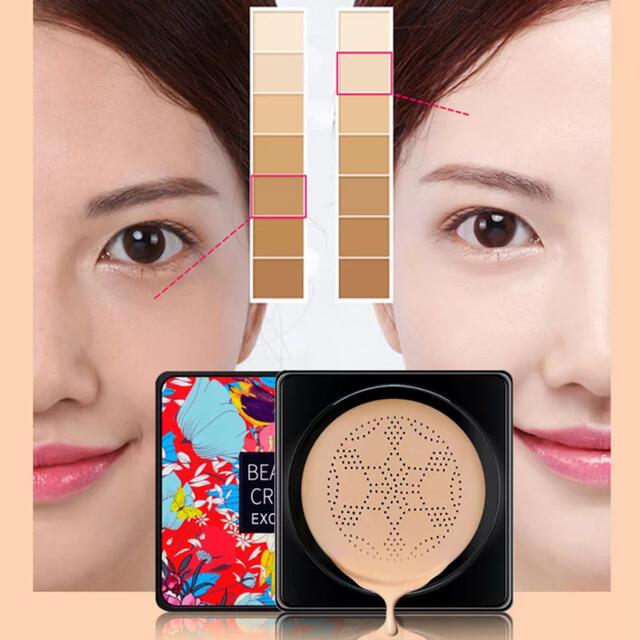 クッションファンデーション bbクリームファンデーション コスメ/美容のベースメイク/化粧品(ファンデーション)の商品写真