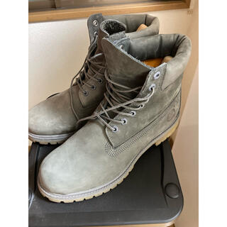 Timberland - Timberland 6-Inch ブーツ グレー