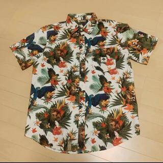エルアールジー(LRG)の試着のみ アロハシャツ LRG レア(Tシャツ/カットソー(半袖/袖なし))