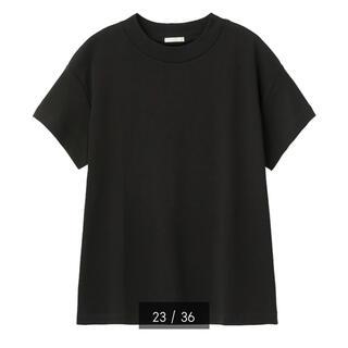 GU - スムースT ブラック