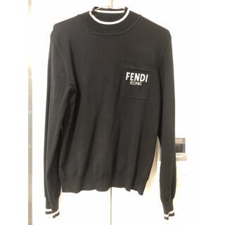 フェンディ(FENDI)のFENDI サマーニット(トレーナー/スウェット)