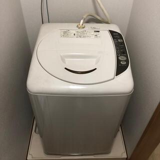 サンヨー(SANYO)のSANYO ASW-EG50B(洗濯機)