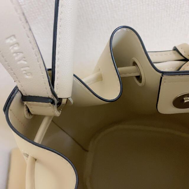 FRAY I.D(フレイアイディー)の【最終値下げです】FRAY I.D メタルハンドルリボンバッグ レディースのバッグ(ショルダーバッグ)の商品写真