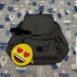 キプリング(kipling)のキプリング エモジ リュック emoji コラボ(リュック/バックパック)