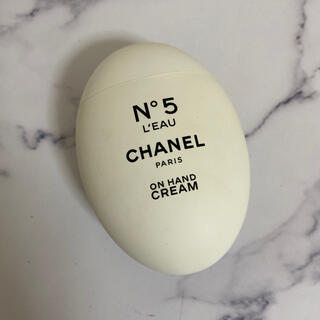 CHANEL - ほぼ未使用シャネル N°5 ロー ハンドクリーム