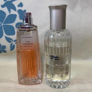 ジバンシィ(GIVENCHY)のGivenchy &Sabon 2点まとめ売り香水(香水(女性用))