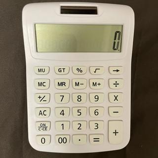 電卓 ソーラー(オフィス用品一般)
