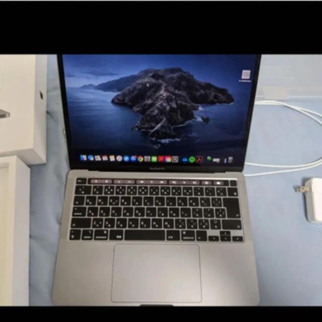 Mac (Apple)(マック)の[2020年モデル] MacBook Pro 13inch  上位モデル スマホ/家電/カメラのPC/タブレット(ノートPC)の商品写真