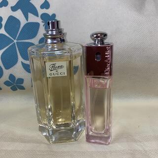 Christian Dior - GUCCI 100ml&DIOR ADDICT 2 香水