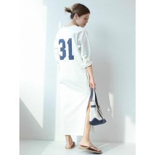 DEUXIEME CLASSE - 美品! MADISONBLUE 31 FOOTBALL ワンピース