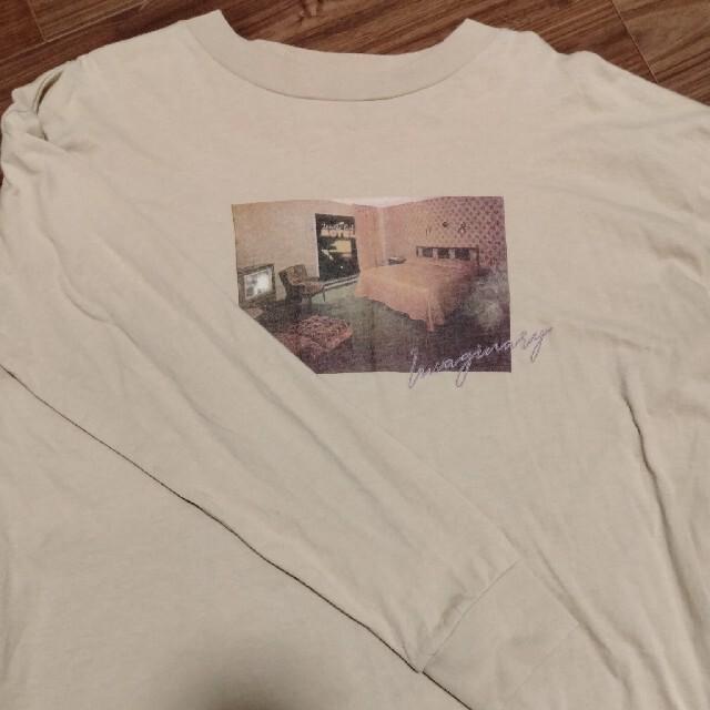 moussy(マウジー)のMOUSSY 美品☆ロンT レディースのトップス(Tシャツ(長袖/七分))の商品写真