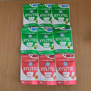 キシリトールホワイト 9個(菓子/デザート)