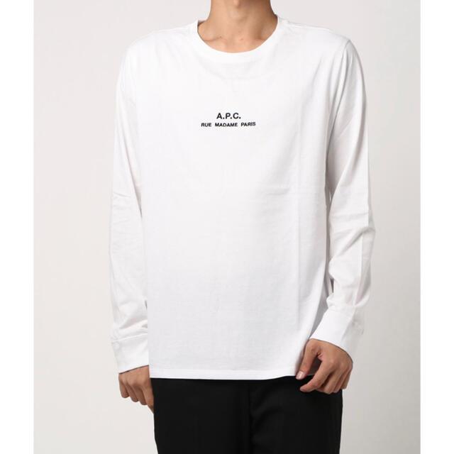 A.P.C(アーペーセー)のa.p.c. Tシャツ レディースのトップス(Tシャツ(半袖/袖なし))の商品写真