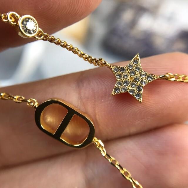 Dior(ディオール)のディオール Dior ネックレス レディースのアクセサリー(ネックレス)の商品写真