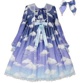 Angelic Pretty - angelicpretty  mistysky mid night