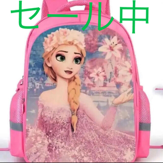 Disney - #60大人気♡ディズニー⭐️アナと雪の女王⭐️エルサ⭐️リュック⭐️
