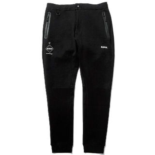 F.C.R.B. - F.C.Real Bristol SWEAT PANTS L 21SS 黒