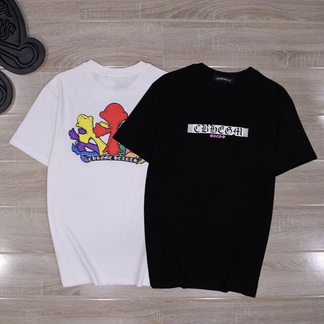Chrome Hearts(クロムハーツ)の人気 Chrome Hearts Tシャツ 半袖 メンズのトップス(Tシャツ/カットソー(半袖/袖なし))の商品写真