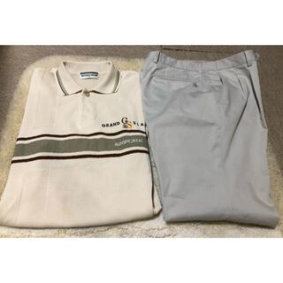 マンシングウェア(Munsingwear)の♪MUNSINGWEAR マンスイング 2枚セット(ニット/セーター)