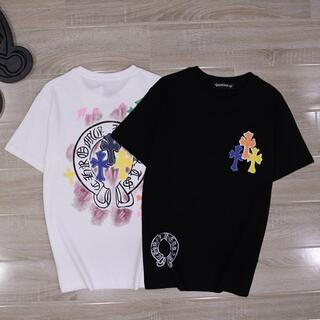Chrome Hearts - 人気 Chrome Hearts Tシャツ 半袖 3
