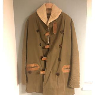 ヴィスヴィム(VISVIM)の激レア visvim capote jacket it サイン付き(ブルゾン)