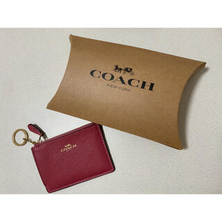 COACH - COACH パスケース