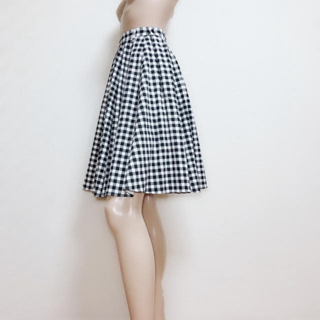 moussy(マウジー)の可愛すぎ♪マウジー  ミディアムフレアスカート♡レッセパッセ マーキュリーデュオ レディースのスカート(ひざ丈スカート)の商品写真