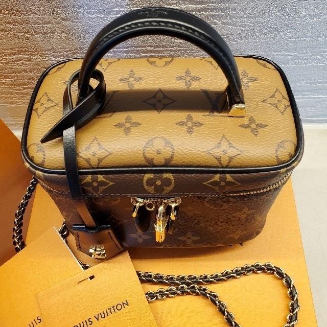 LOUIS VUITTON(ルイヴィトン)のルイヴィトン ヴァニティnv pm 新品未使用 lvヴァニティ ショルダーバッグ レディースのバッグ(ショルダーバッグ)の商品写真