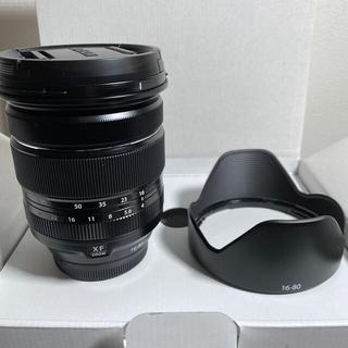 フジフイルム(富士フイルム)のXF16-80mm F4 R OIS WR 富士フィルム 新同品(レンズ(ズーム))