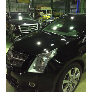 キャデラック(Cadillac)のcadillac SRX クロスオーバー プレミアム キャデラック(車体)