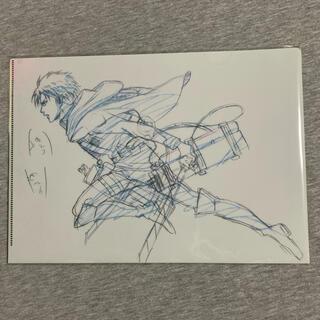 【リヴァイ】WIT STUDIO クリアファイル10(クリアファイル)