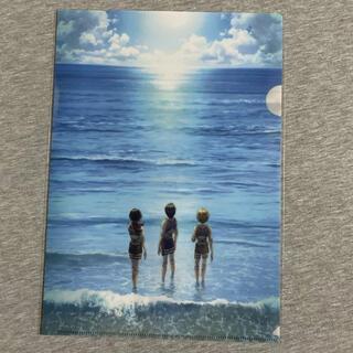 【エレン/ミカサ/アルミン】クリアファイル(クリアファイル)