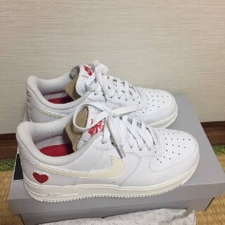 "NIKE AIR FORCE 1 ""VALENTINE'S DAY"" 26.5(スニーカー)"