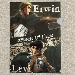 【リヴァイ/エルヴィン】クリアファイル04(クリアファイル)