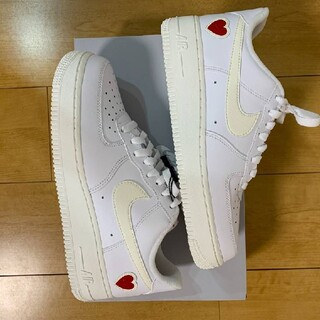 "NIKE AIR FORCE 1 ""VALENTINE'S DAY""24CM(スニーカー)"