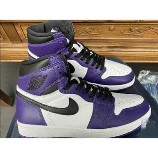 "Air Jordan 1 ""Court Purple""(スニーカー)"