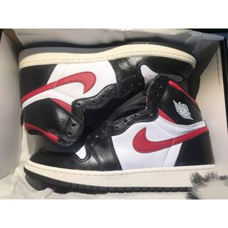Air Jordan 1 Retro High Black Gym Red(スニーカー)