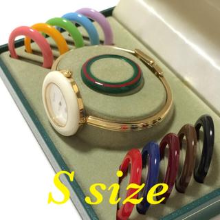 グッチ(Gucci)の3.グッチ GUCCI 時計 チェンジベゼル(腕時計)