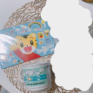 ジャル(ニホンコウクウ)(JAL(日本航空))のJAL 子供用おもちゃ 4点セット(キャラクターグッズ)