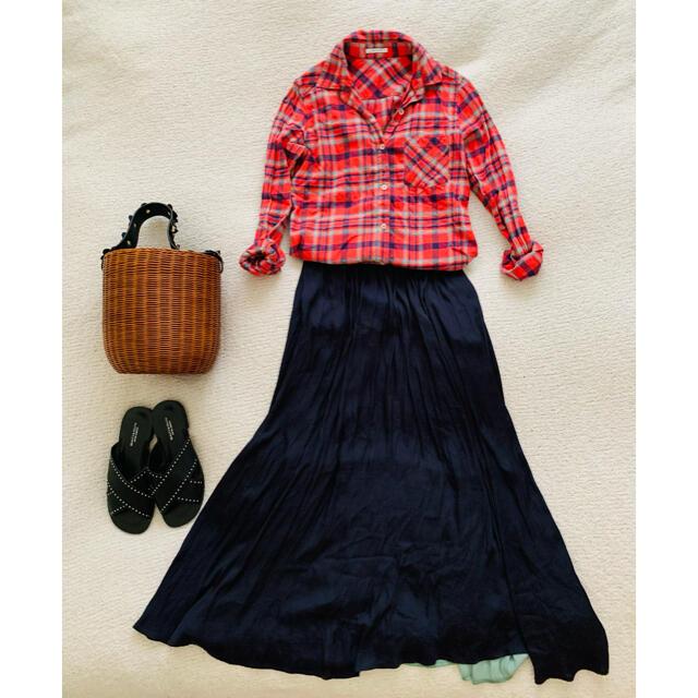 LA MARINE FRANCAISE(マリンフランセーズ)のろおらあ様専用 レディースのスカート(ロングスカート)の商品写真