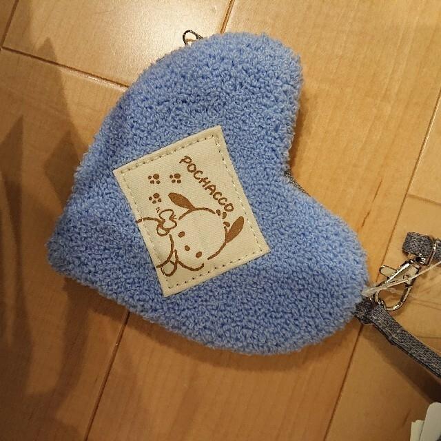 サンリオ(サンリオ)の新品 ポチャッコ ミニトート ポーチ チャームセット エンタメ/ホビーのおもちゃ/ぬいぐるみ(キャラクターグッズ)の商品写真