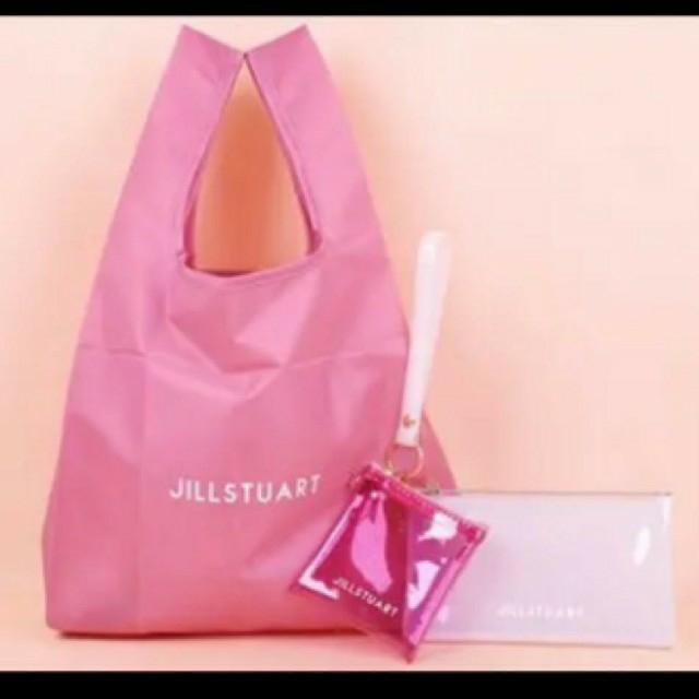 ゼクシィ ジルスチュアート ポーチ&エコバッグ レディースのバッグ(エコバッグ)の商品写真
