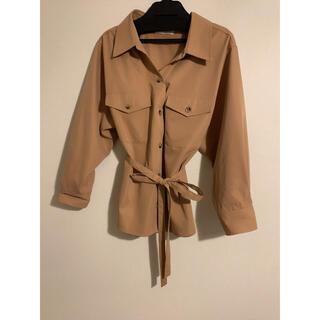 アンドクチュール(And Couture)のAnd Couture アンドクチュール シャツ ジャケット(シャツ/ブラウス(長袖/七分))