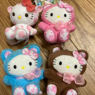 ハローキティ - キティー ぬいぐるみ 人形 サンリオ