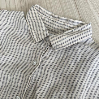 コーエン(coen)のcoenシャツワンピース サイズフリー★ 長袖シャツ(ひざ丈ワンピース)