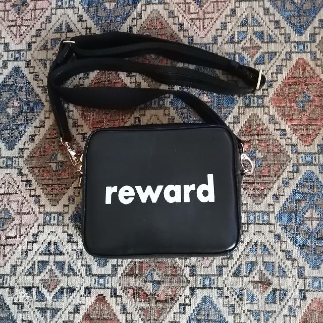 Spick and Span(スピックアンドスパン)のSpick&Span INTOXIC クロスキャリーバッグREWARD レディースのバッグ(ショルダーバッグ)の商品写真